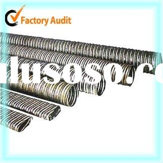 corrugated galvanized steel pipe