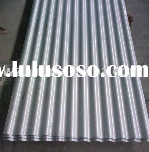 Galvalume Ribbed Steel Roof Panels Galvalume Ribbed Steel