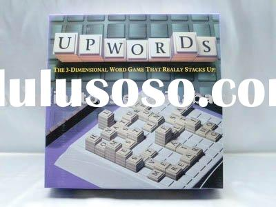 hot sell children toys upwords chess game