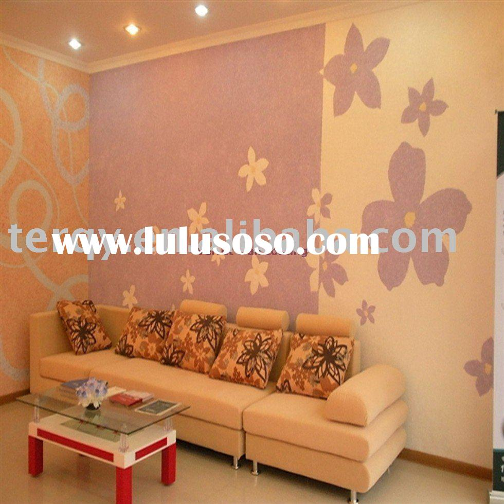 Interior Wall Finishes Decoration
