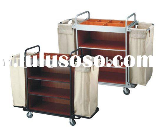 laundry cart and trolley