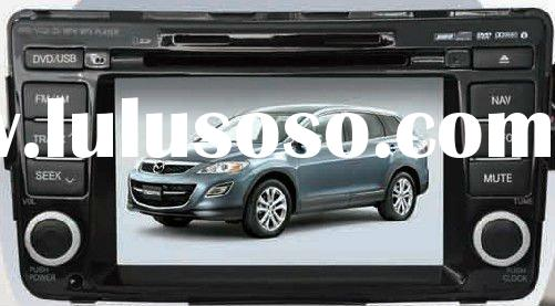 mazda cx-9 car dvd player navigator system with dvd gps bluetooth