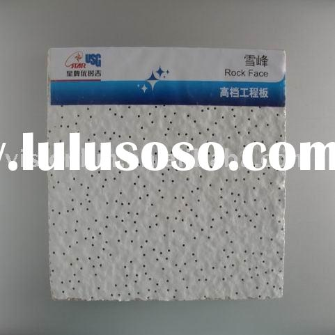 mineral wool board,suspending tile,ceiling board
