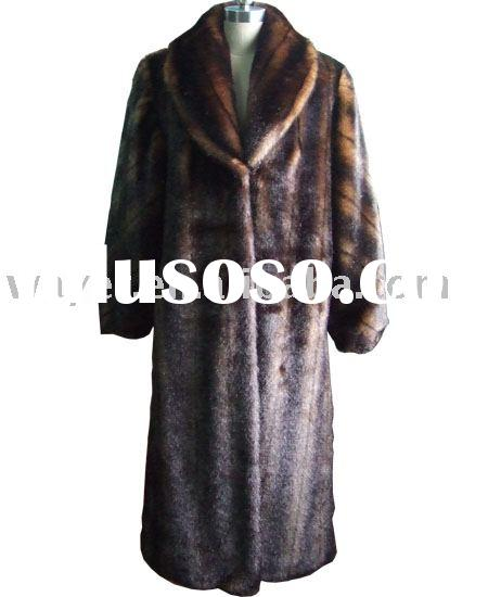 mink fur coat for ladies