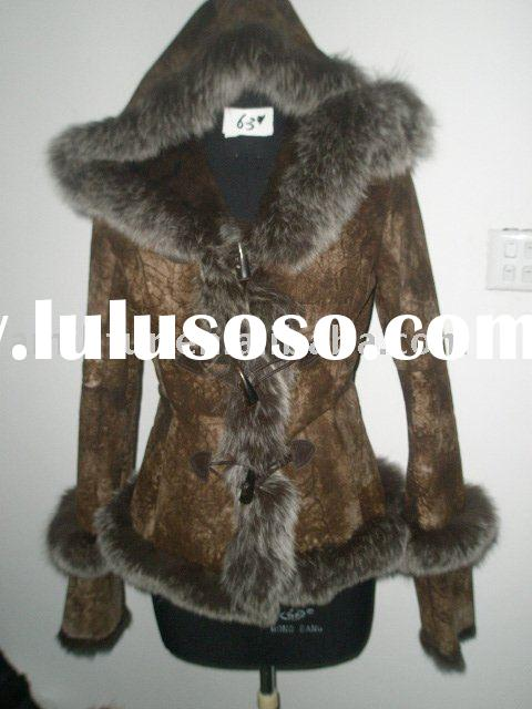 rabbit fur garment/fur coats/fur/fox(poineer sellers)
