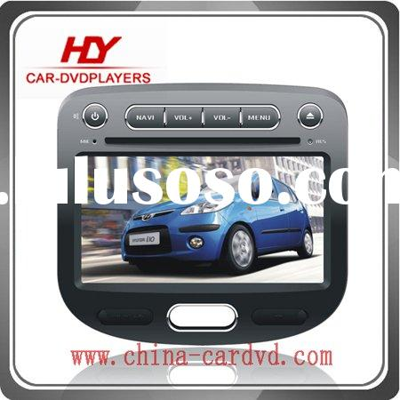special car dvd GPS for Hyundai I10