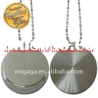stainless steel Energy power Pendant