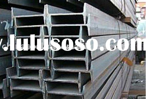 standard hot rolled joist steel I beam
