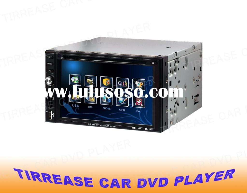 touch screen CAR DVD PLAYER GT-6200