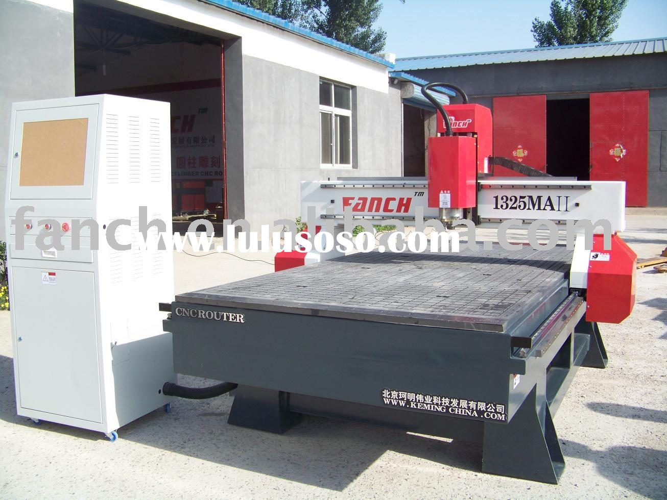 wood cnc router with Italy HSD spindle FC-1325MA