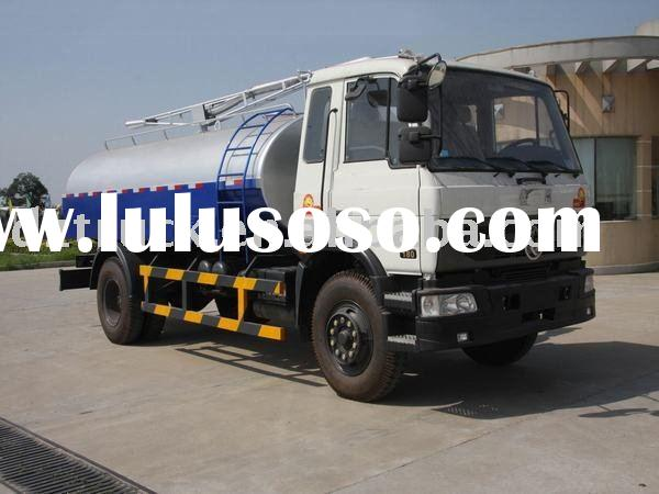 10000L suction-type dirt tanker truck for sale