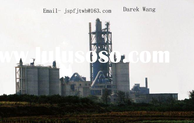 1000 tpd new dry process cement plant