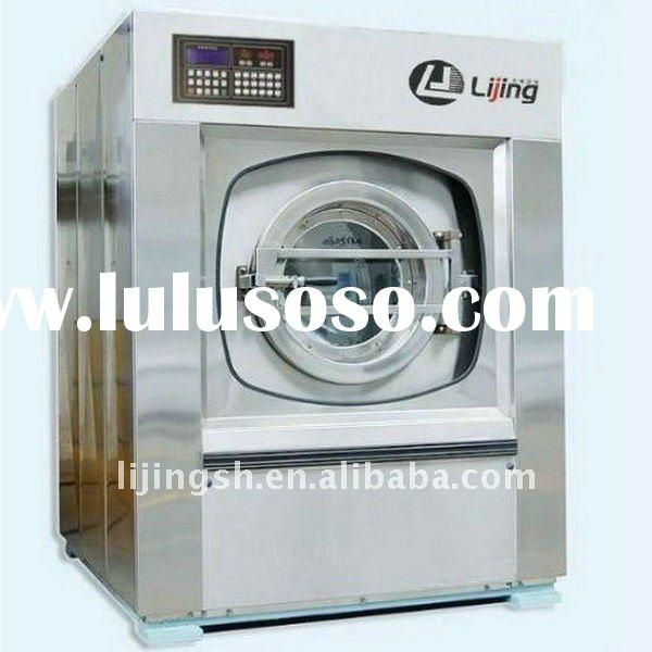 10-100kg laundries used industrial washing machine commercial laundry equipment