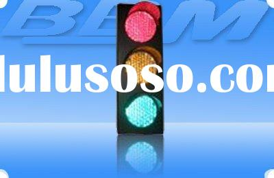 120mm Red/Yellow/Green LED Traffic Signal Light