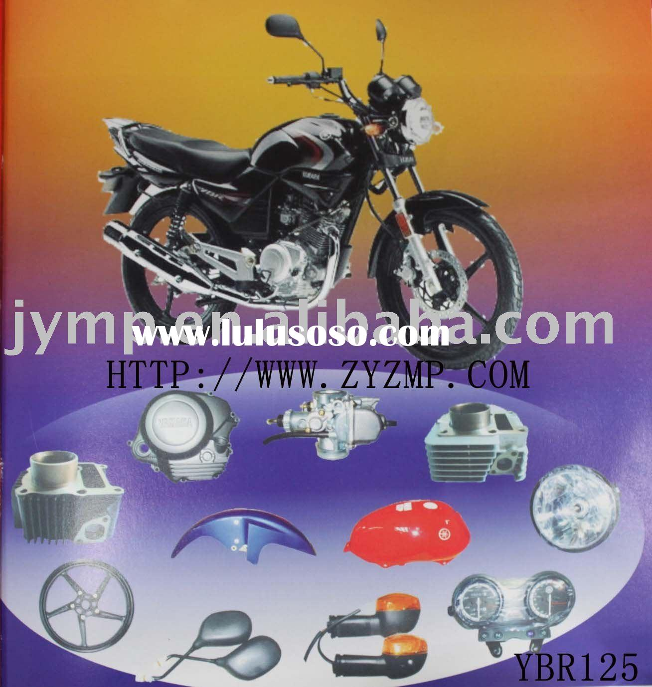 125 CC Motorcycle parts(YBR125,engine parts, body kits,electrict parts)