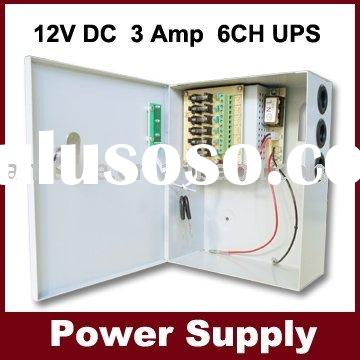 12V CCTV UPS POWER SUPPLY BACK UP (12V 7AH Battery) - CCTV Backup Power Supply