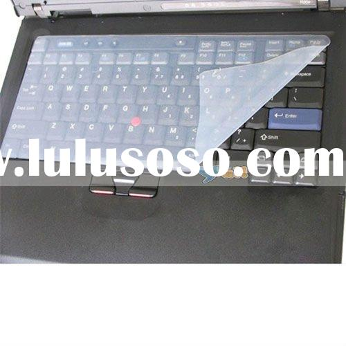 "15.4"" Laptop keyboard silicone skin"