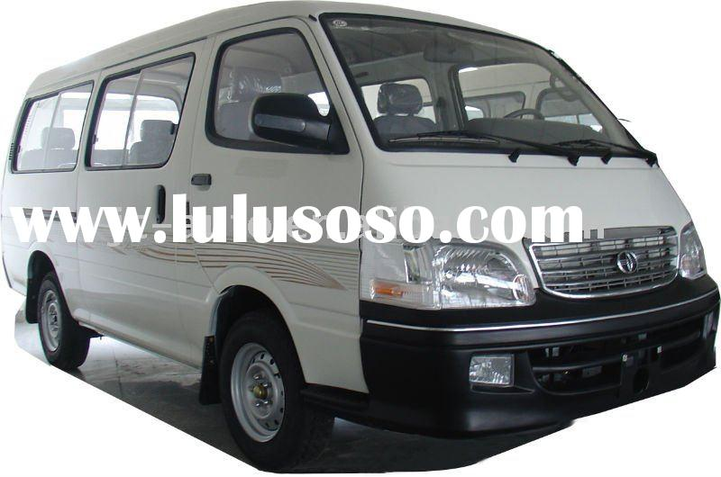 15 seats,flat roof, flat nose, lengthened mini bus jincheng haise type (GDQ6530A1 )