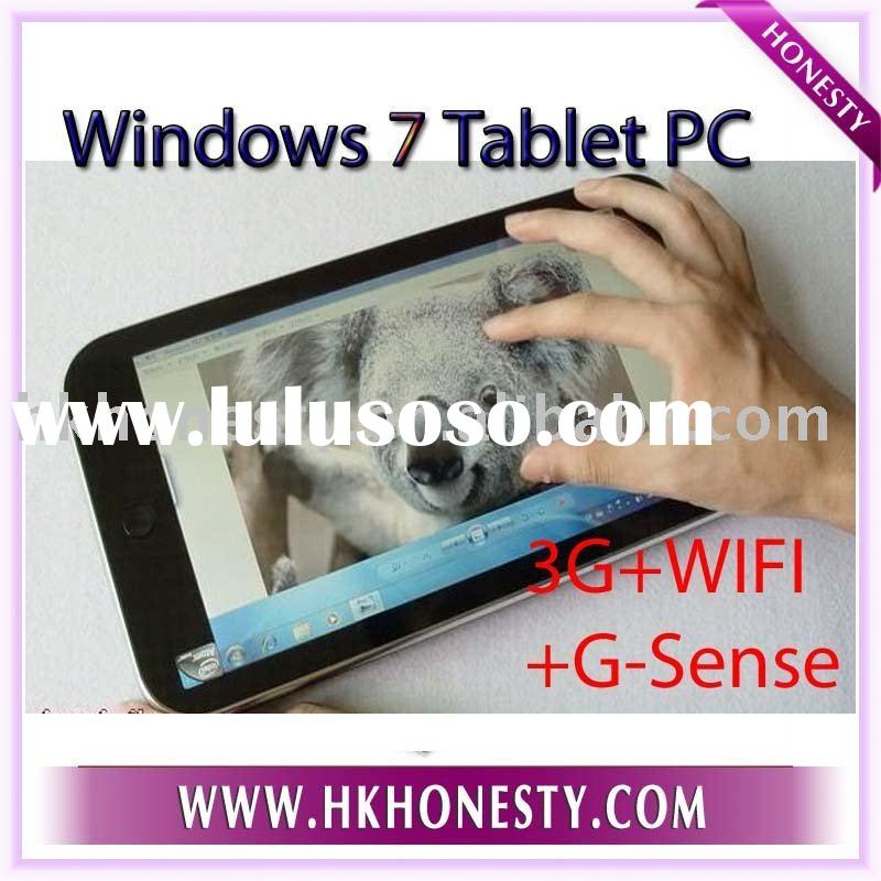 160G/320G Windows 7 or Windows XP ,10.1 inch MID,Capacitive Screen Multi touch screen Tablet PC