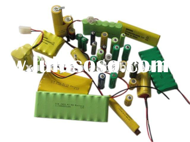 1.2v AAA solar light rechargeable battery