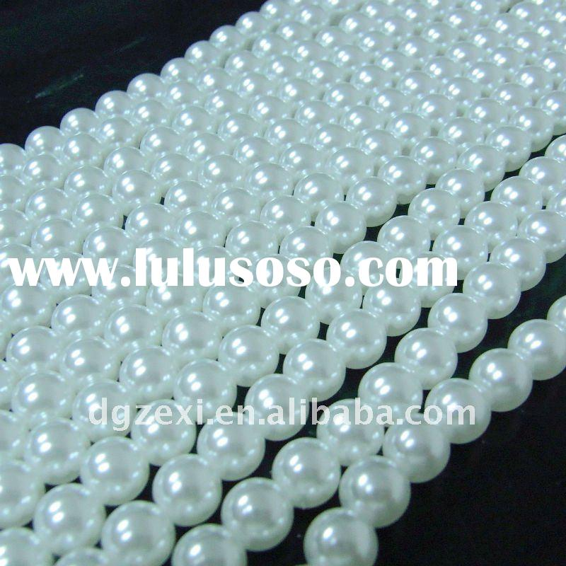1.5-30mm faux pearl beads for jewelry making