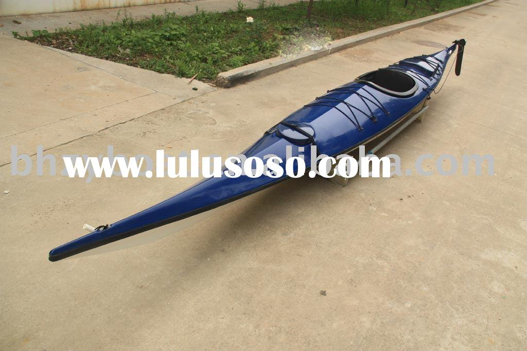 2011 Best Seller Top Brand Fiber Glass Kayak540
