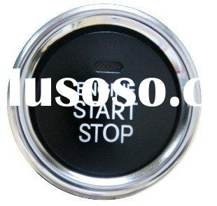 2011 new car push engine start button