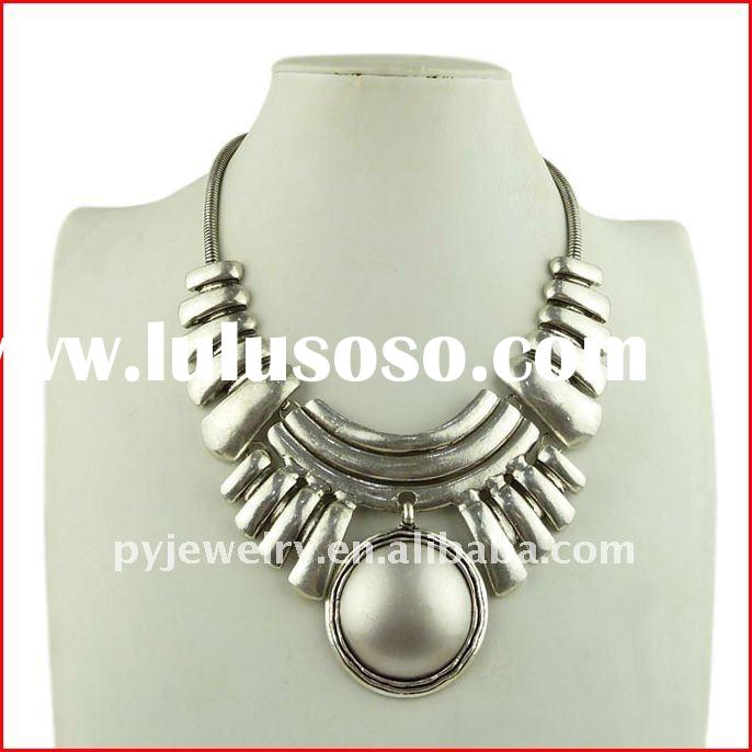 2012 Fashion Costume Jewellery,Pearl Necklace,Chocker Ladies jewelry