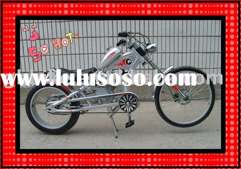 "24""CHOPPER BICYCLE,GAS MOTOR ENGINE BIKE"