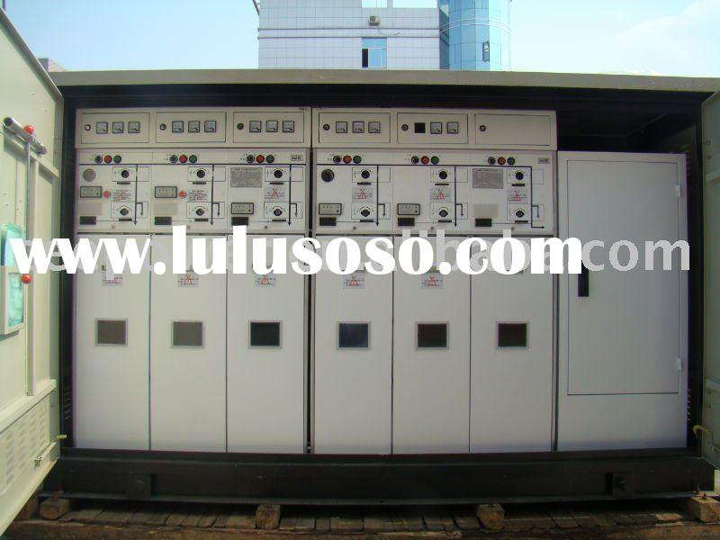 24kV, switchgear, RMU, GIS, SF6 gas insulated switchgear, 110412