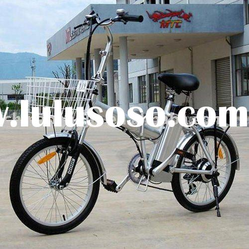 250w 36v 20'' CE folding electric bicycle for sale