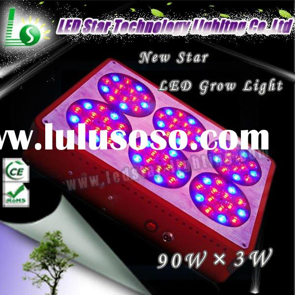 270w high power canada led grow light for hydroponics greenhouse