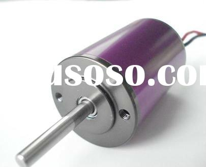 28mm electric vehicle brushless dc motor 12V