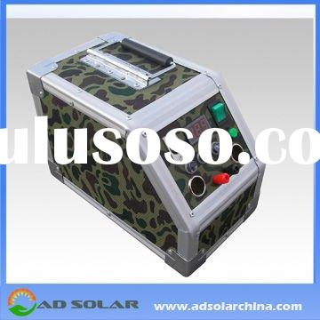 300W cheap solar energy control system with battery and inverter