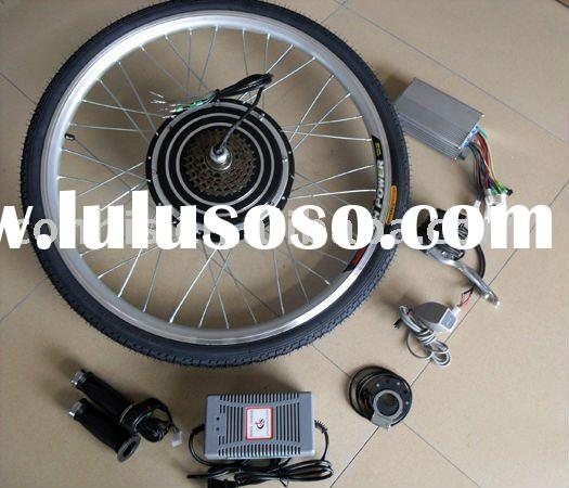 36v 500w rear hub motor brushless hub motor kit,bicycle conversion wheel kit,electric bicycle conver