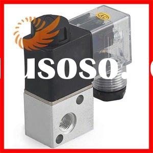 "3 Way 2 Position NC Pneumatic Air Solenoid Valve 1/8"" DC 110V [RA03]"