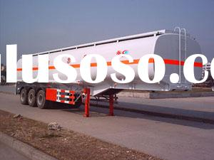3 axle semi-trailer for chemical liquid