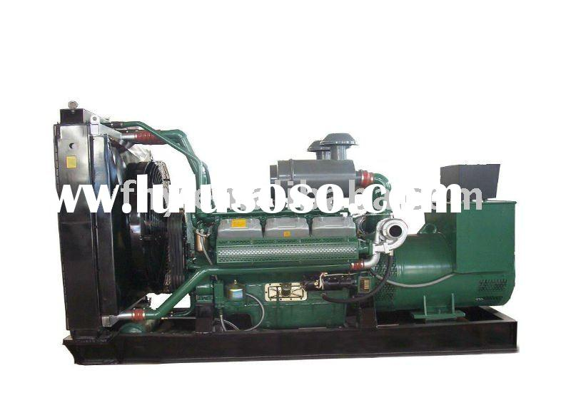 400KW Diesel Generator Powered by Wudong Engine