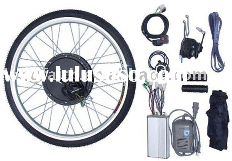 48V 1000W Rear Wheel e-bike conversion kits with Brushless Hub Motor