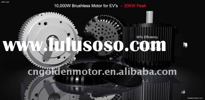 48V 10KW electric car motor brushless HPM10KA