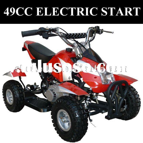 49CC Electric start Mini QuadATV for Kids /Quad bike