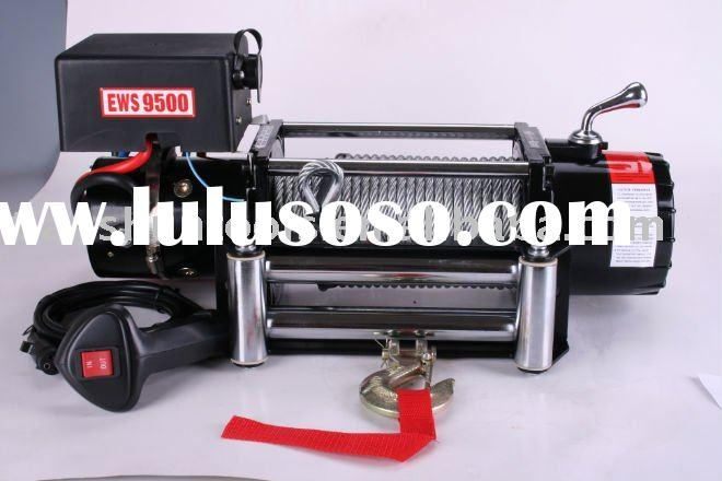 4x4 Recovery winch 9500lb similar with warn winch