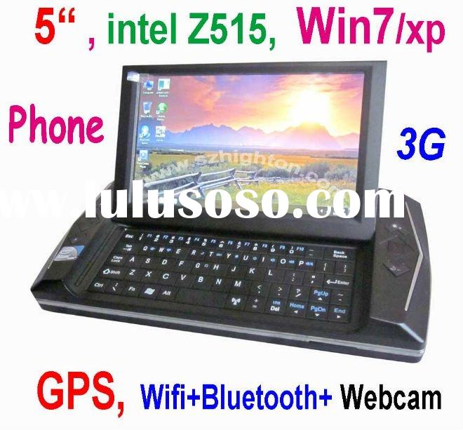 "5"" 5 inch windows 7 Smart Phone with GPS 3G Phone"