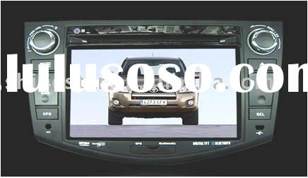 "7"" CAR PC 2 din car multi-media pc for TOYOTA RAV-4"