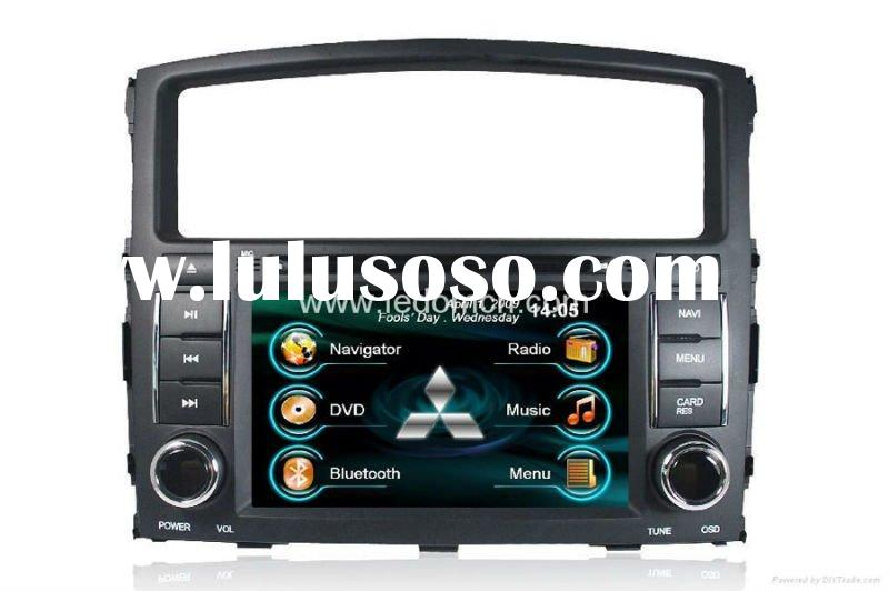 "7""In-dash Car DVD Player Navigation System for Mitsubishi Pajero"