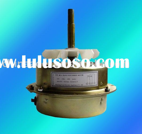 AC Single-phase Aluminum Housing Fan Electric Motor