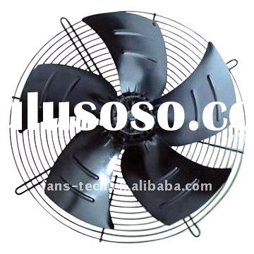 AC poultry fan with external rotor motor 450mm