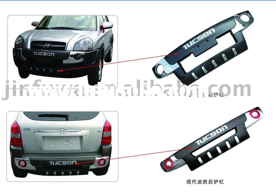 AUTO PARTS for the HYUNDAI TUCSON 04-09, Sport Utility Vehicle side bar, rurning board ,suv body par