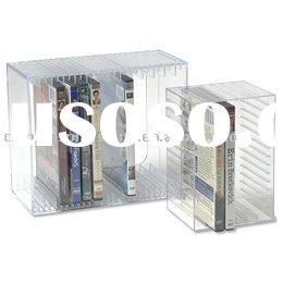 Acrylic CD & DVD Racks
