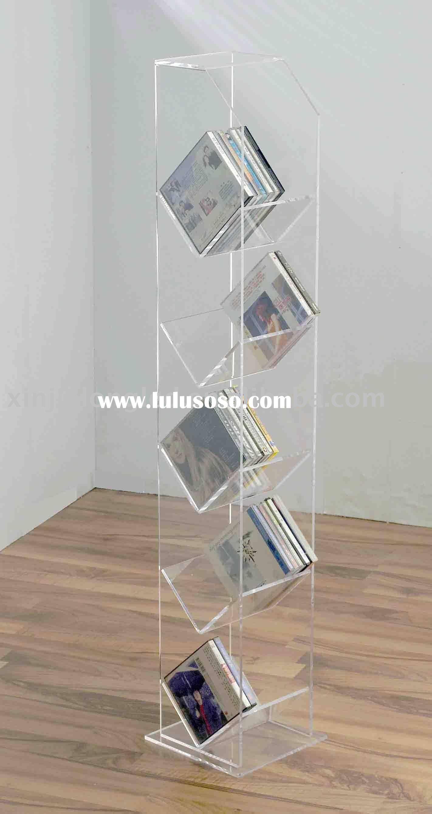 Acrylic CD rack,Acrylic CD holder,Acrylic CD display,Acrylic CD stand,Acrylic CD display stand,acryl
